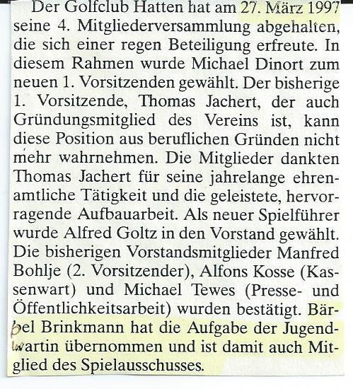 NWZ März 1997