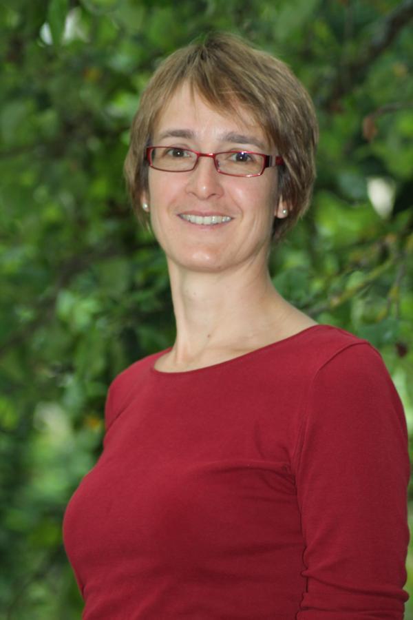 Christina Beck, Erzieherin Hasen