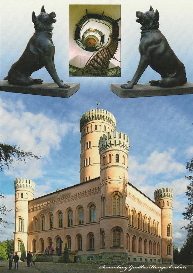 Jagdschloß Granitz/Insel Rügen