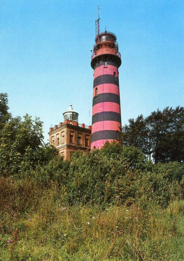 Kap Arkona Neuer Leuchtturm