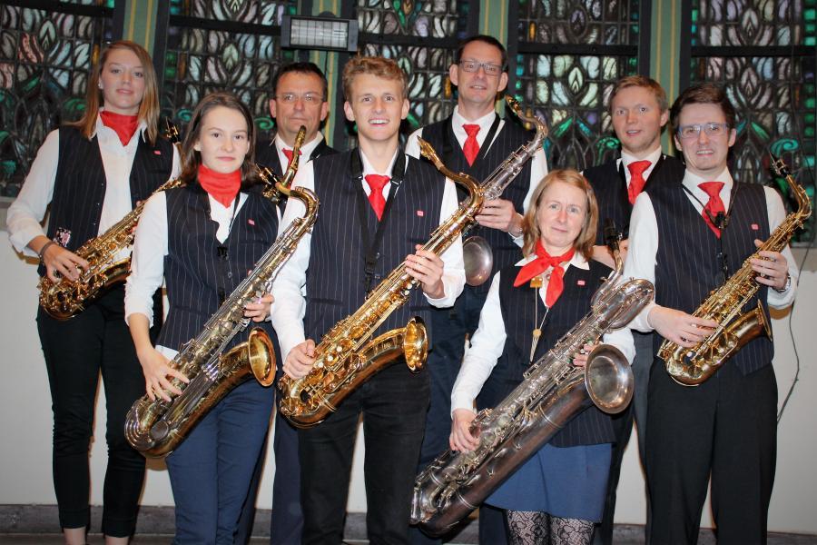 Die Saxophone