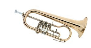 Trompete und Flügelhorn