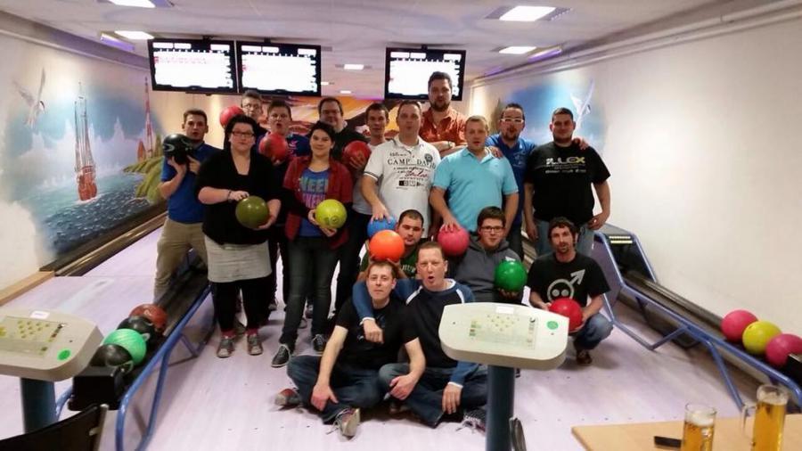 Wir suchen: Bowlingabend