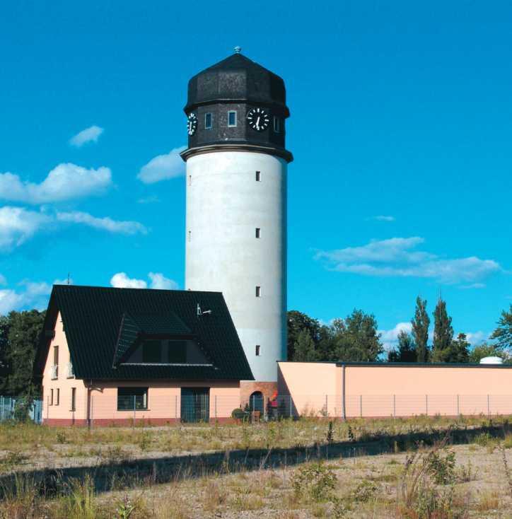 Wasserturm in Premnitz