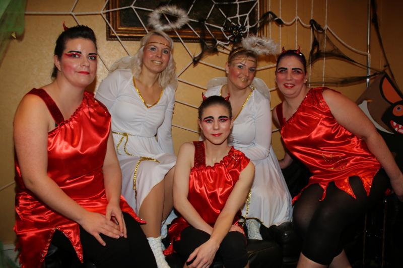 Saxonia girls 2018