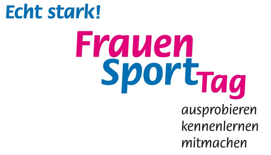 Logo Frauensporttag
