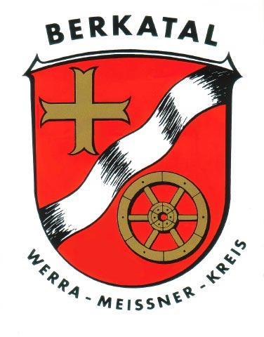 Wappen Gemeinde Berkatal
