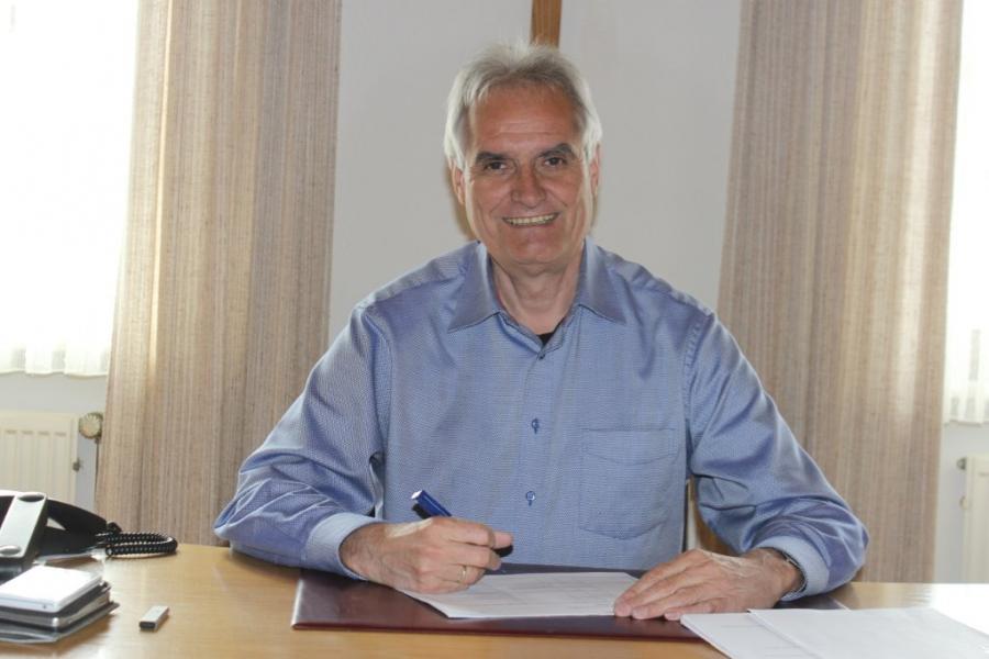 Manfred Kratzer, 1. Bürgermeister