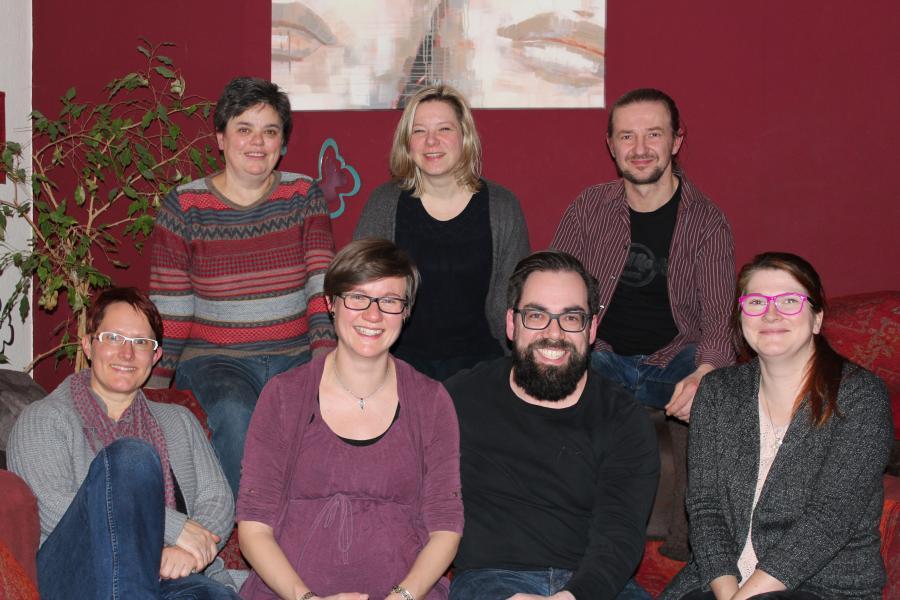 Hauskreis (Foto: Holger Wandelt)