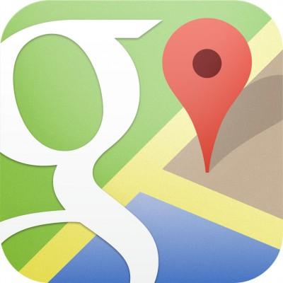 Google Maps Symbol