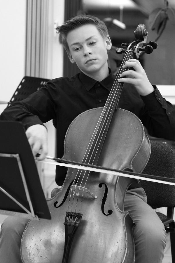 Violoncello Foto: Gerlind Bensler