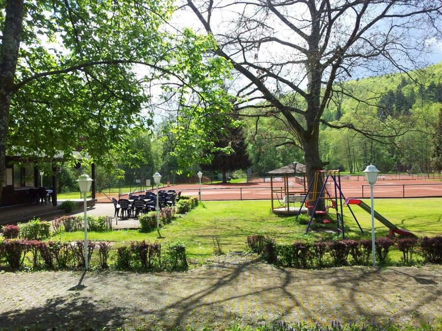 Freiplätze Bad Brückenau