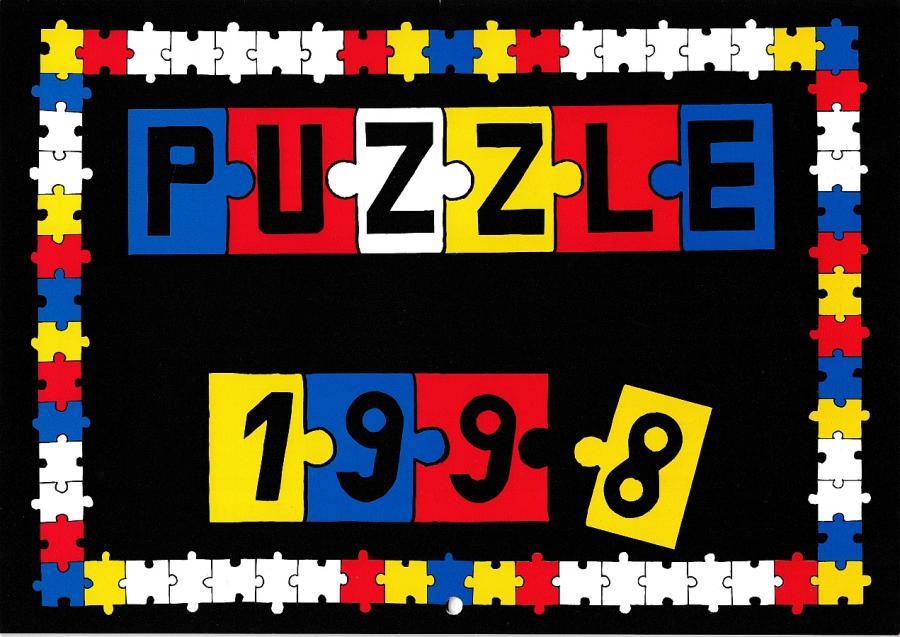 Titel Schulkalender 1998