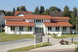 Rathaus im OT Kirchbrombach