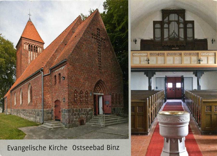 Evangelische Kirche Ostseebad Binz