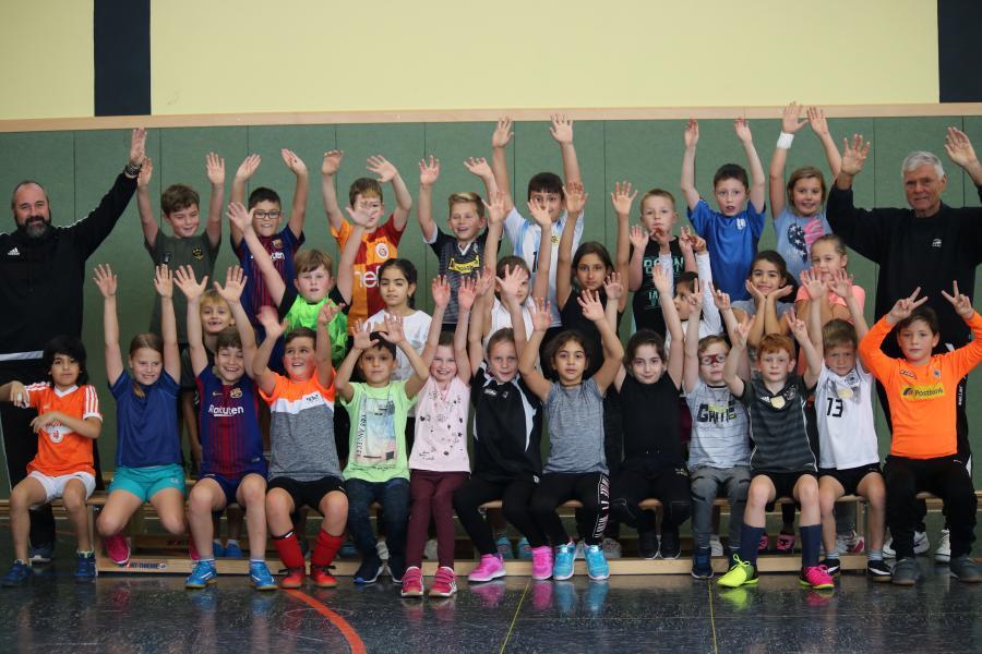 Gruppenfoto DFB