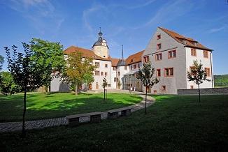 Altes Schloss, Innenhof