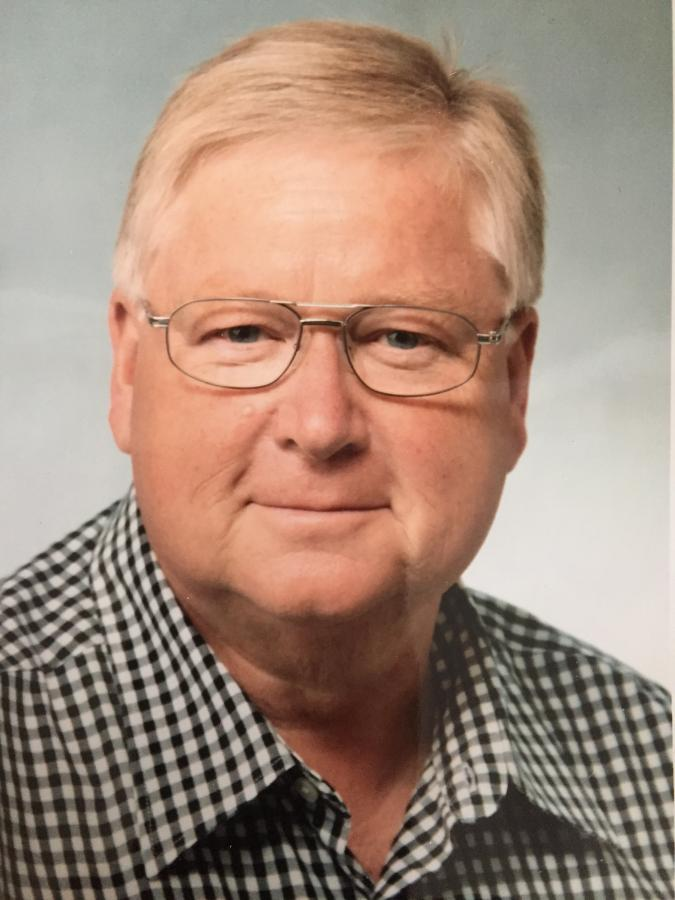 Paul Lauxen; 1. Vorsitzender