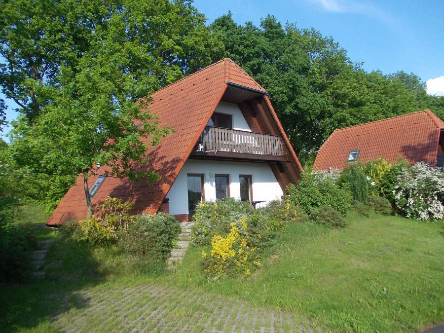 Finnhaus am Vogelpark Marlow - Recknitz Tourist Marlow