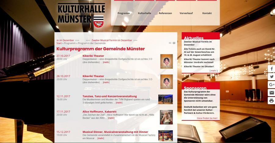 Kulturhalle Münster