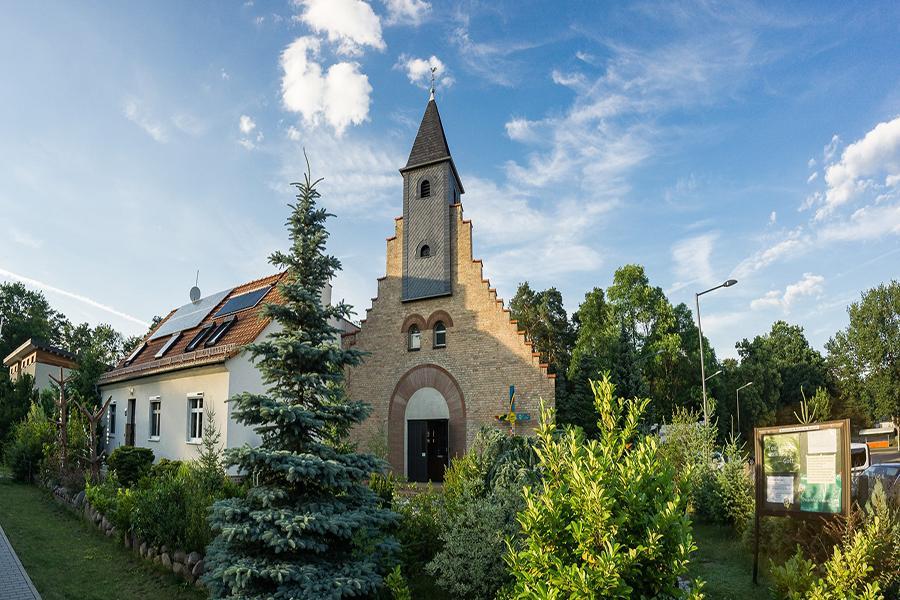 Kirche St. Konrad Wandlitz_Foto: Weigelt
