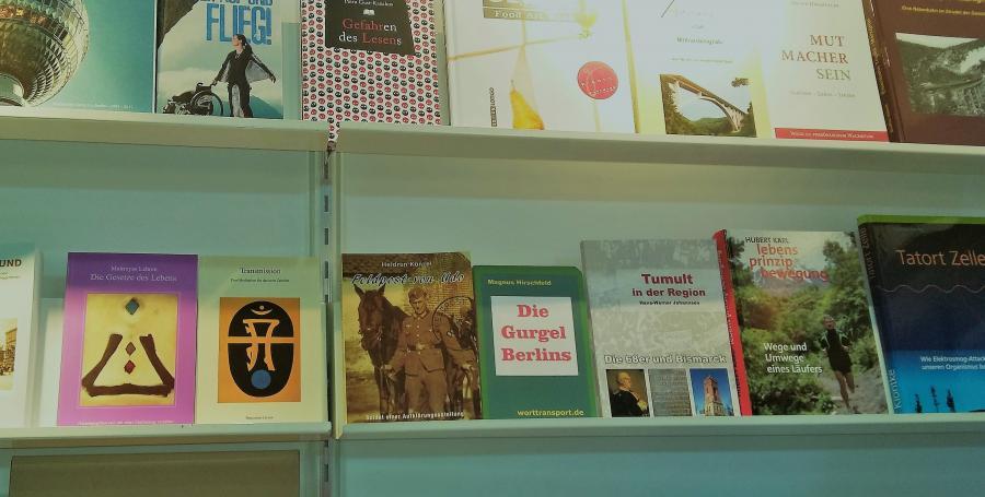Livro-Ausstellung Leipziger Buchmesse 2017