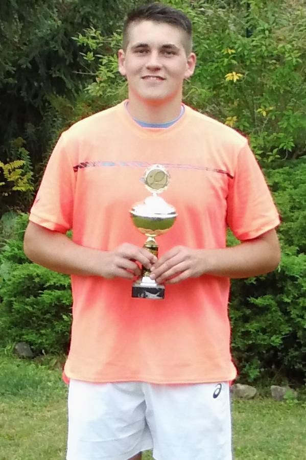 Turniersieger Jonas Körner