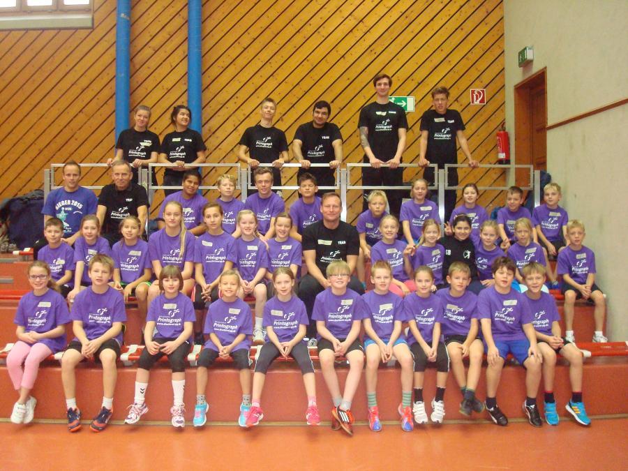 Handballcamp Okt. 2016