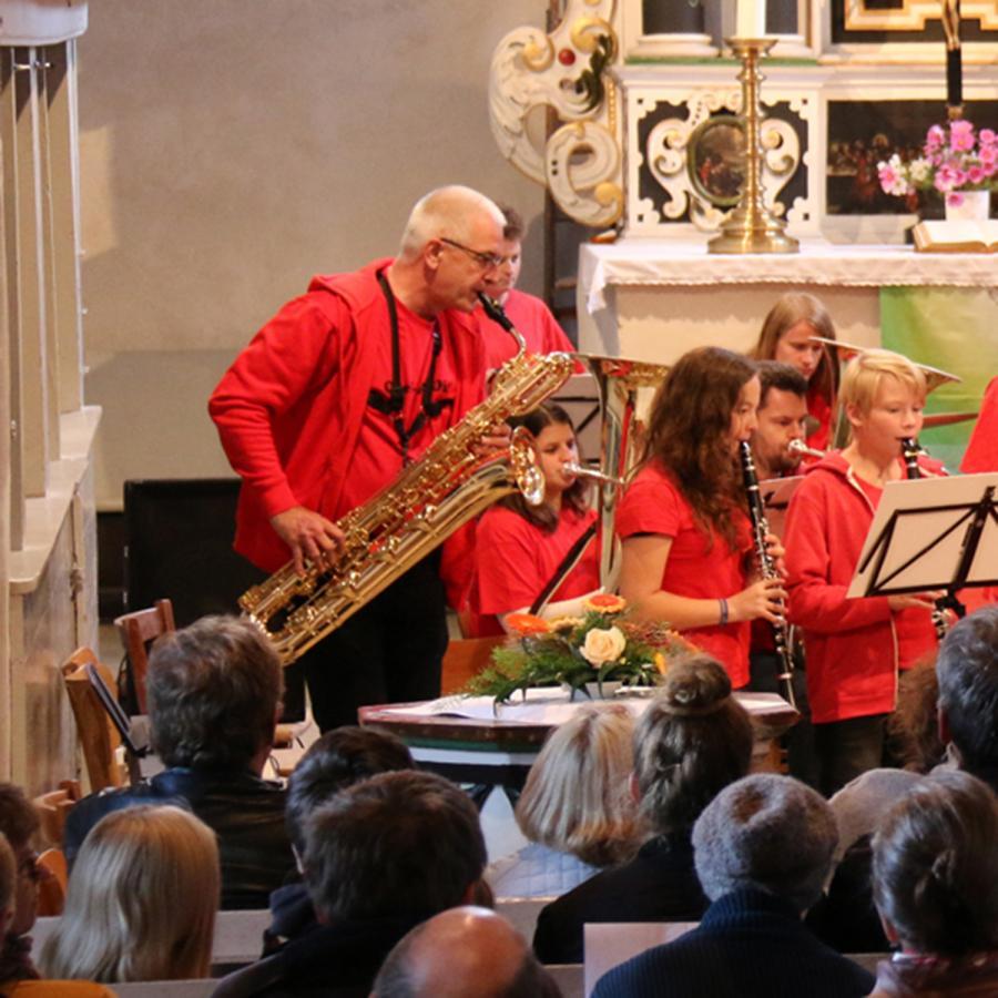 Konzert von Ensembles der Kreismusikschule Oberhavel am 8. Oktober 2016