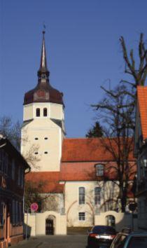 St. Marien Dahme