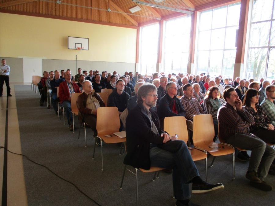 Informationsveranstaltung am 02. Mai in Lürschau