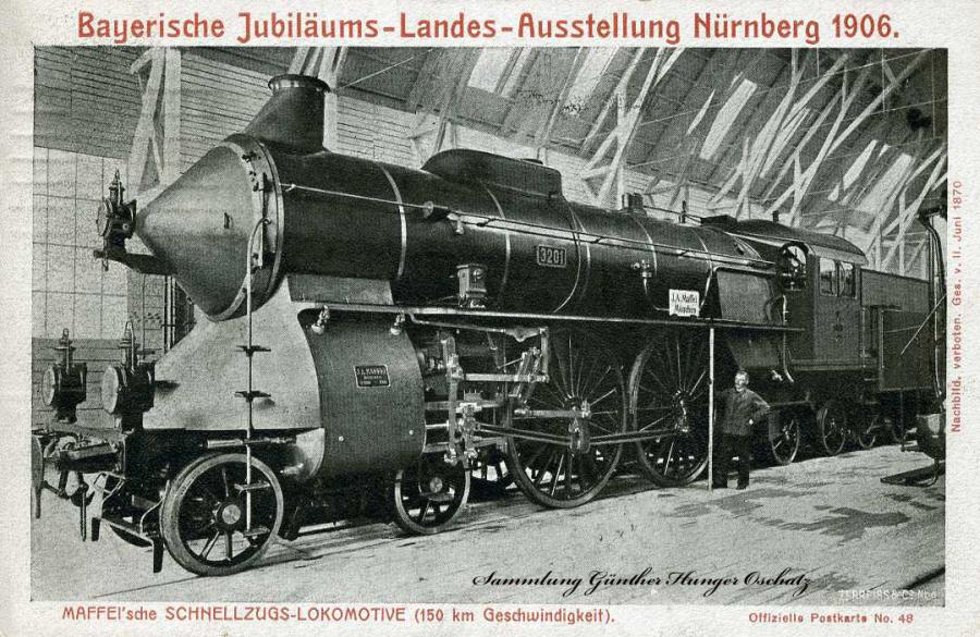 Bayrische Jubiläums-Landes-Ausstellung Nürnberg 1906