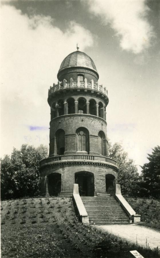 5 Bergen 1959 Arndtturm