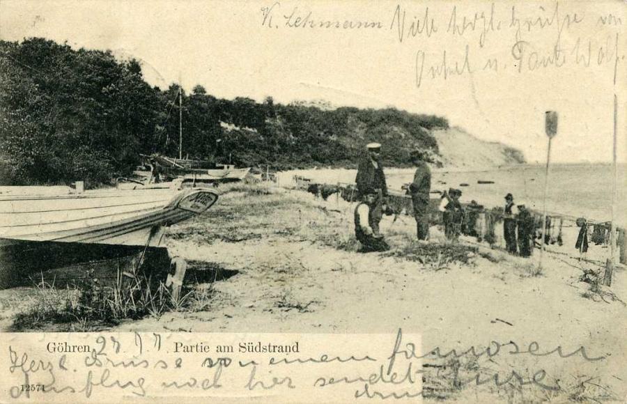 5 Göhren 1905