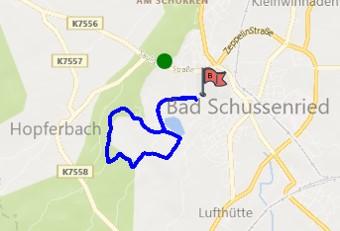 5 km-Strecke