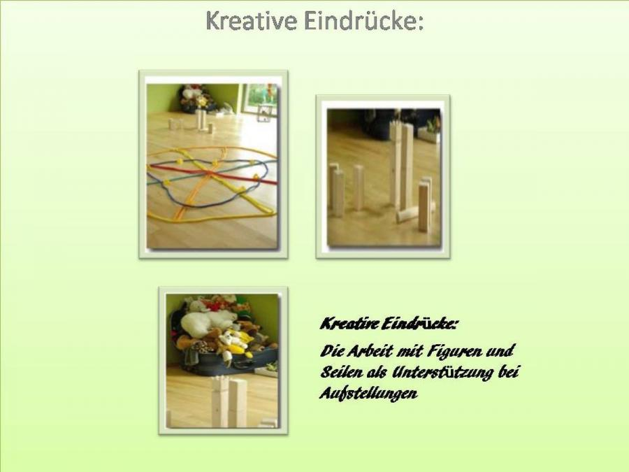 5 Kreativarbeit