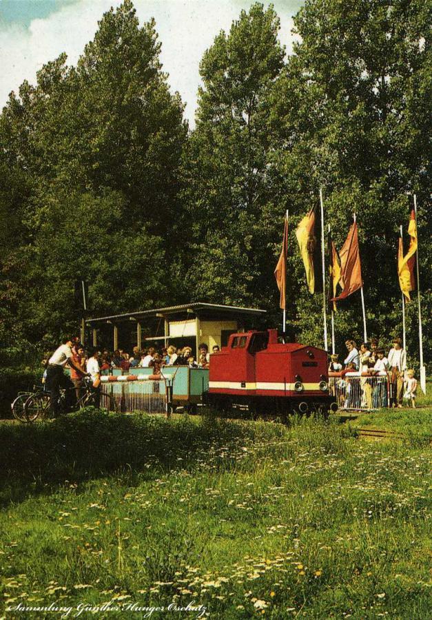Pioniereisenbahn Halle