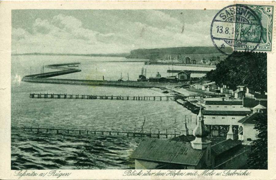 5 Sassnitz 1914
