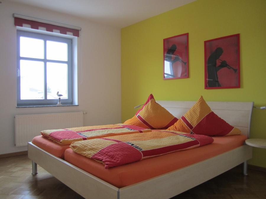 Schlafzimmer Mitte Whg 5