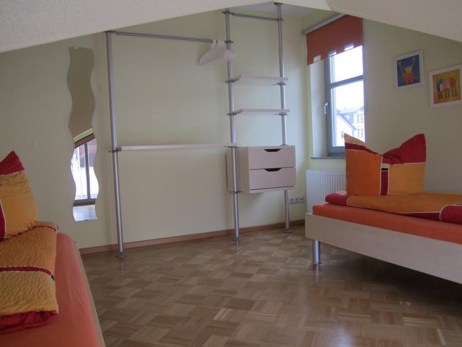 Schlafzimmer rechts Whg 5