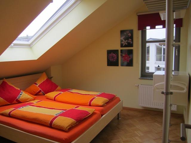 Schlafzimmer links Whg 5