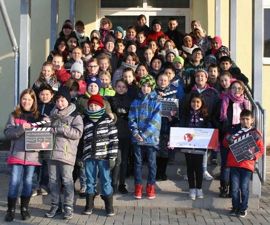 Unsere Teilnehmer am Kinderrechte-Filmfestival