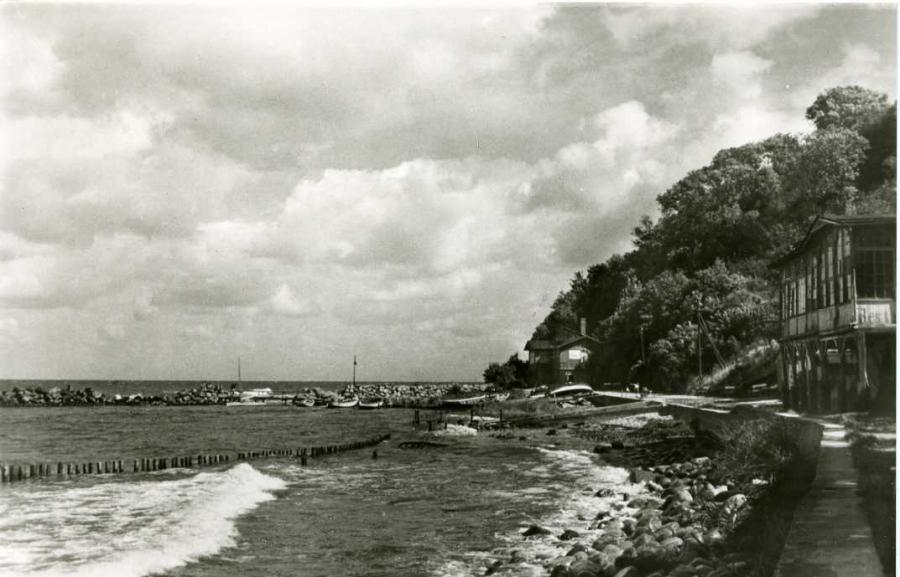 Lohme Am Strand 1961