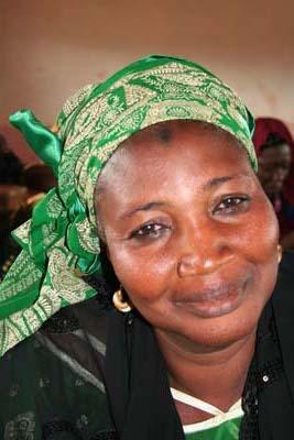 Kaba née Sétoungbè Nabé