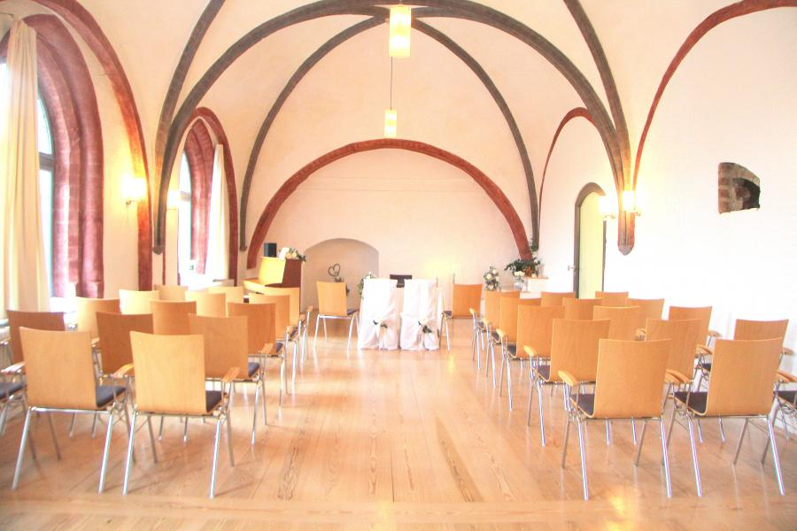 Trauzimmer Kempff-Saal im Mönchenkloster 2