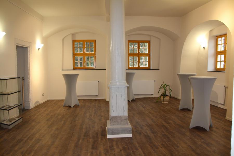 Säulenraum