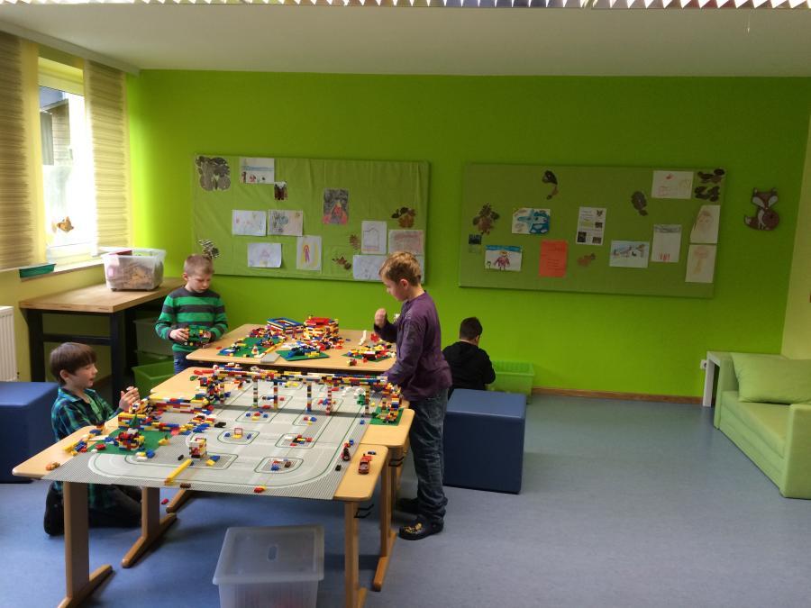 Legozimmer