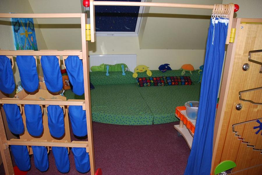 Raum 3 - Ruhe- und Entspannungsraum