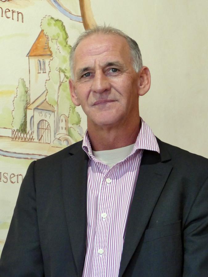 Bürgermeister Uwe- Karsten Saalfeld