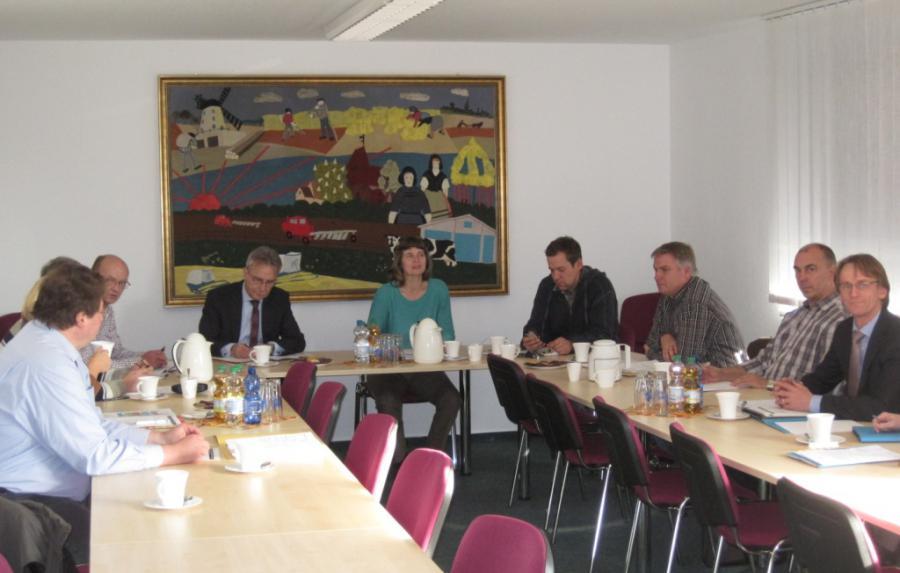 AG-Sitzung